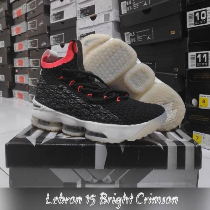 new arrival c7023 b56b2 Jual Nike Lebron 15 High - Kota Batam - Nike Zoon Lebron 8 | Tokopedia