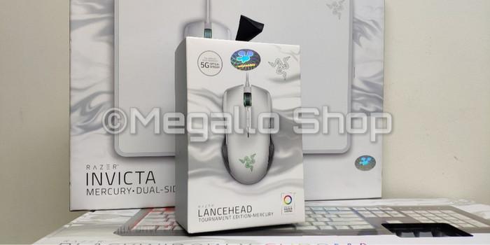 66165e07d26 Jual Razer Lancehead Tournament Edition Mercury White - DKI Jakarta ...