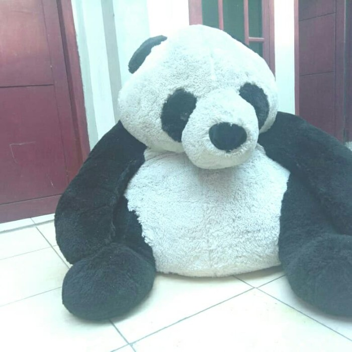 Info Boneka Panda Super Besar Travelbon.com