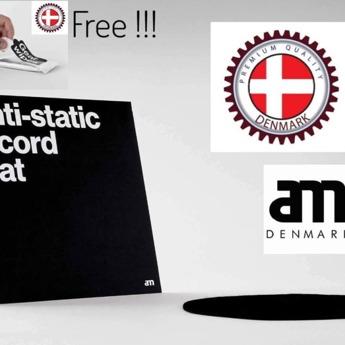 harga Anti static vinyl turntable piringan hitam record mat am denmark Tokopedia.com