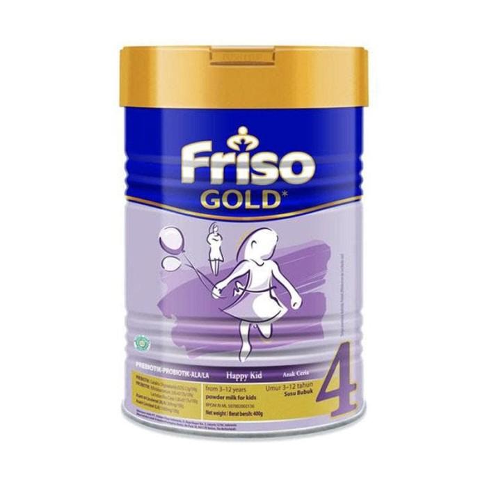 Katalog Susu Friso Gold 4 Travelbon.com