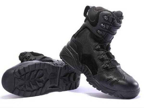 Sepatu Magnum Spider 8 inch 566 Boots Hitam Tactical Safety Army htm 29c4f954aa