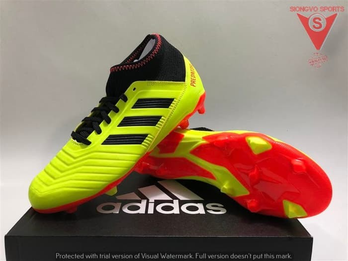 Jual Sepatu Bola Anak Adidas Predator 18 3 Jr Fg Original