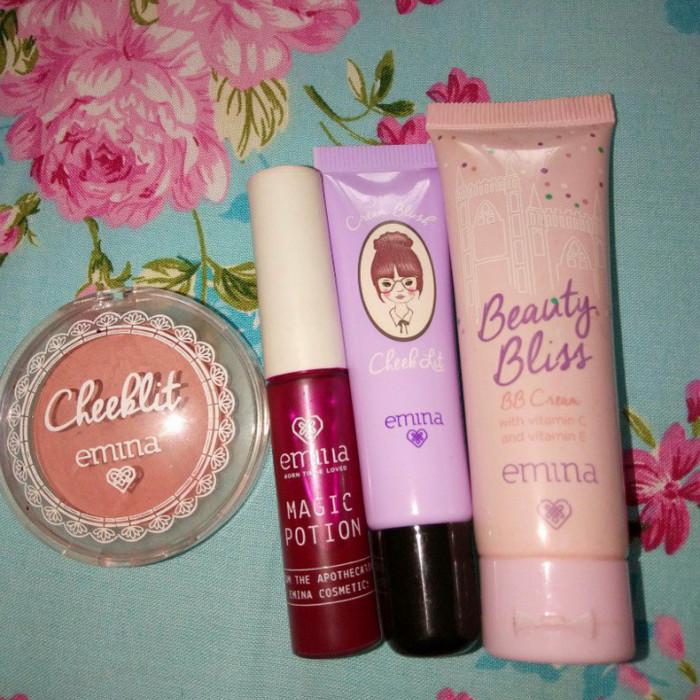 Jual Makeup set Emina - Kota Tangerang