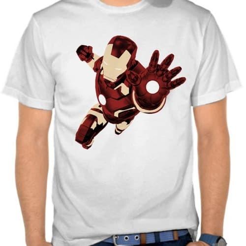 76 Gambar Iron Man Putih Gratis