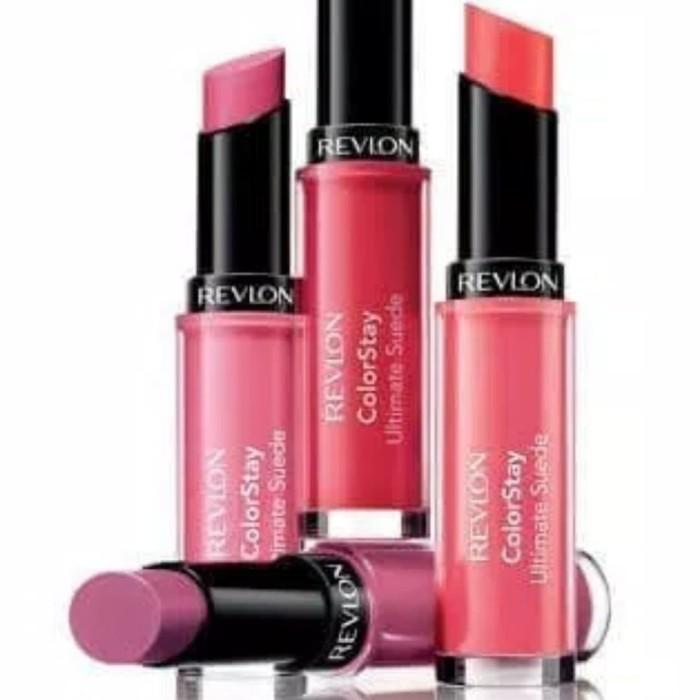 Katalog Lipstik Revlon Colorstay Travelbon.com