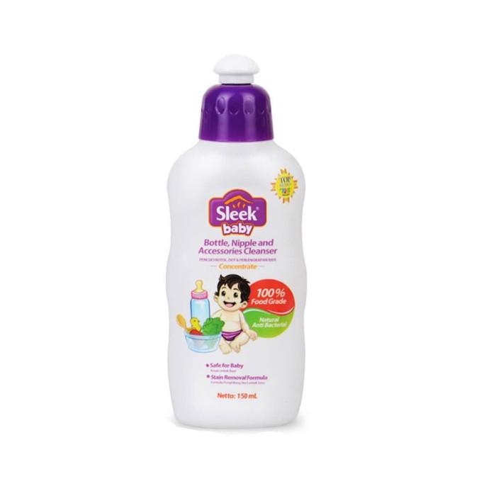 Sleek Baby Cleanser Bottle 150ml