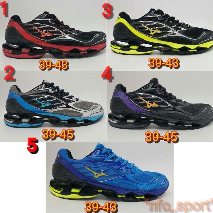 Jual Sepatu Volly Mizuno Wave Prophecy 6 Quality Original Import