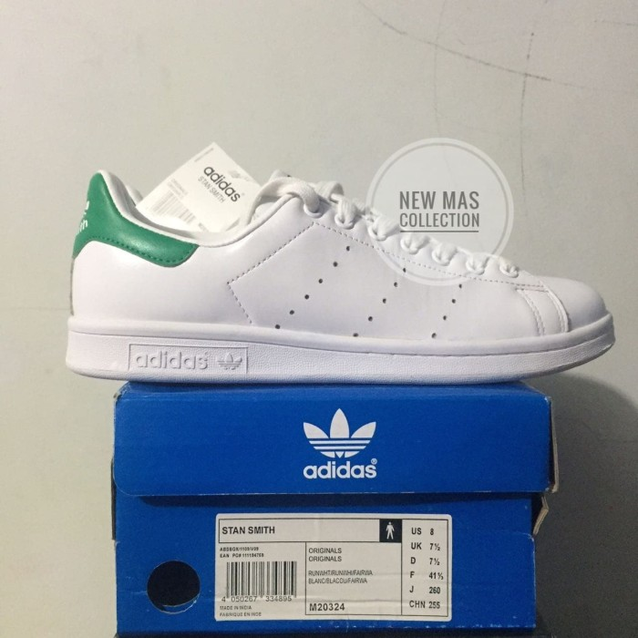 new product f9944 b4069 Jual Adidas Stan Smith Classic Made In India - DKI Jakarta - newmas  collection | Tokopedia