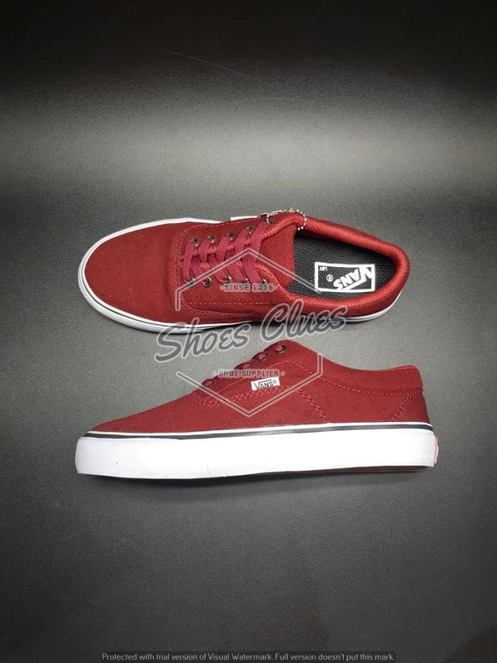0be0da8732 Jual Sepatu Vans Authentic California Maroon - Shoes Clues