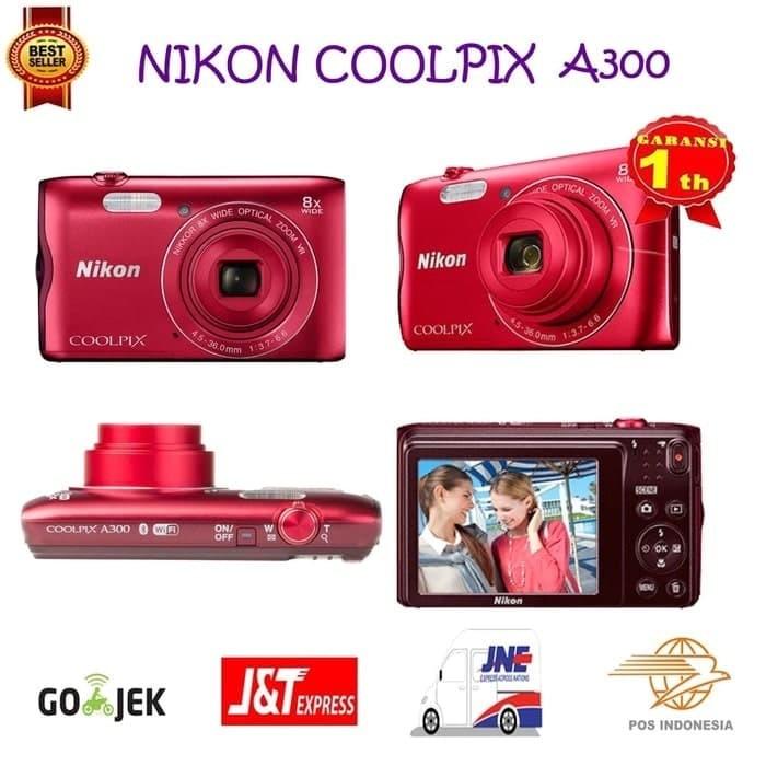 harga Kamera digital nikon coolpix a300 camera digital nikon coolpix limited Tokopedia.com