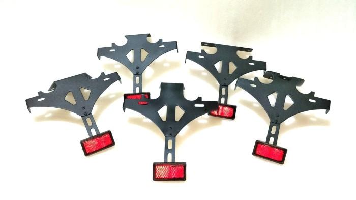 harga Tail tidy ninja 250 f1 dudukan plat nomor kawasaki ninja 250f1 Tokopedia.com