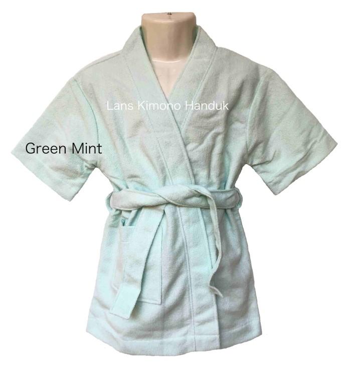 Kimono Handuk Anak 3 Tahun