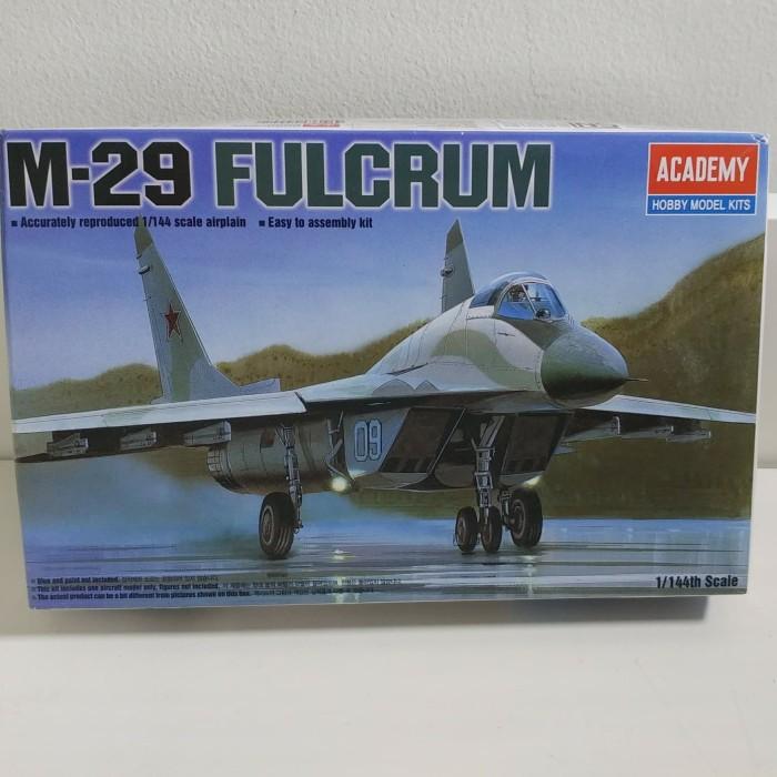 harga Model kit academy m-29 fulcrum Tokopedia.com