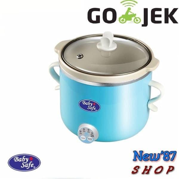 Promo Baby safe Slow cooker digital LB007 slow cooker baby safe perle