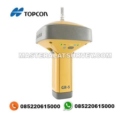 Foto Produk GPS GEODETIK TOPCON GR5 / GR-5 / GR 5 (GNSS RTK & Static) dari Master Alat Survey