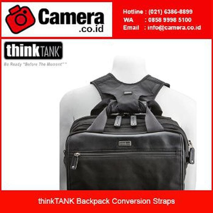 edc1ec608080 Jual thinkTANK Backpack Conversion Straps -think TANK tas kamer ...