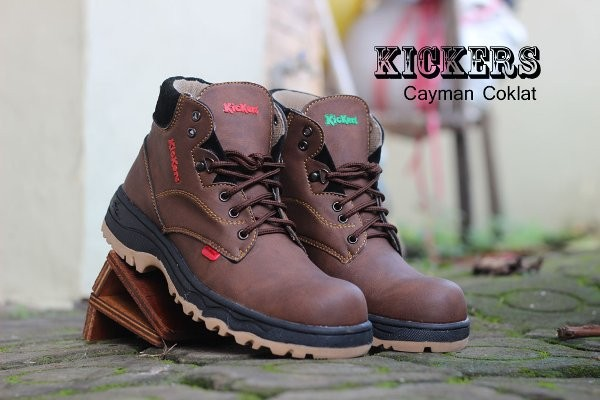 Jual SEPATU PRIA NEW BOOTS Sepatu Kickers Safety Boots Collection ... e358496935