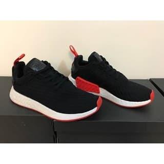 best service ea85c 9d2b5 Jual sepatu,sepatu pria,sepatu ori Adidas NMD R2 Black Red Premium Original  - Kota Bekasi - ribath olshop   Tokopedia