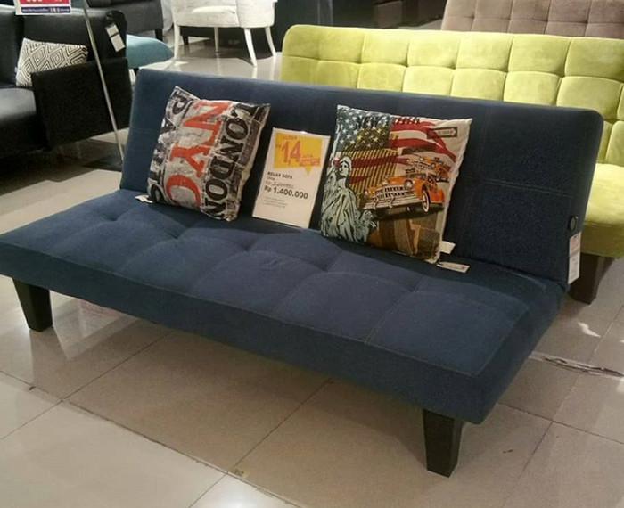 Jual Interior Furniture Sofa Bed Ginie By Informa Kota Depok