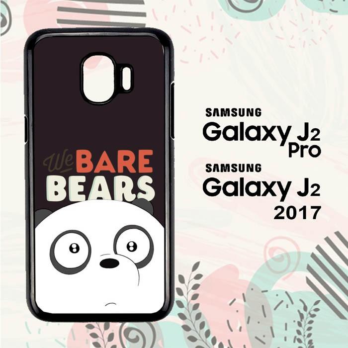 Jual Casing Samsung Galaxy J2 Pro Hp Face Panda We Bare Bears O0976 Kota Semarang Unicorncase Tokopedia
