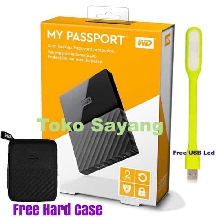 Jual WD My Passport Ultra 2TB eksternal hardisk - mimi aaa | Tokopedia