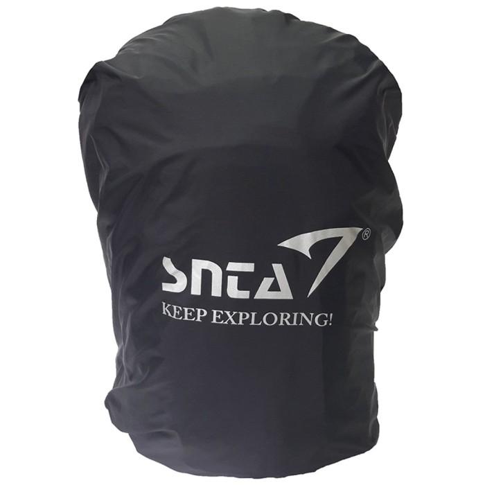 Limited Rain Cover Cover Bag Mantel Tas 30 50l Snta Black