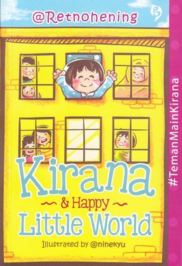 KIRANA & HAPPY LITTLE WORLD