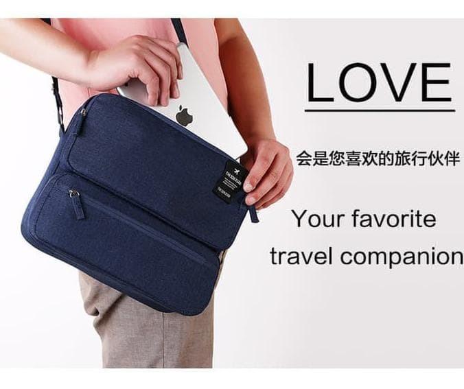 Review Korean Grand Voyaging Bag Ver 2   Travel Organizer   Tas ... c94a8291f1