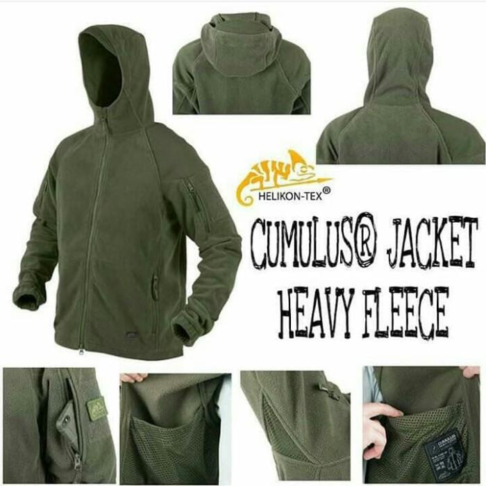 c9a400a15 Jual Jaket helikon Cumulus jacket heavy fleece - - garuda airsoft ...