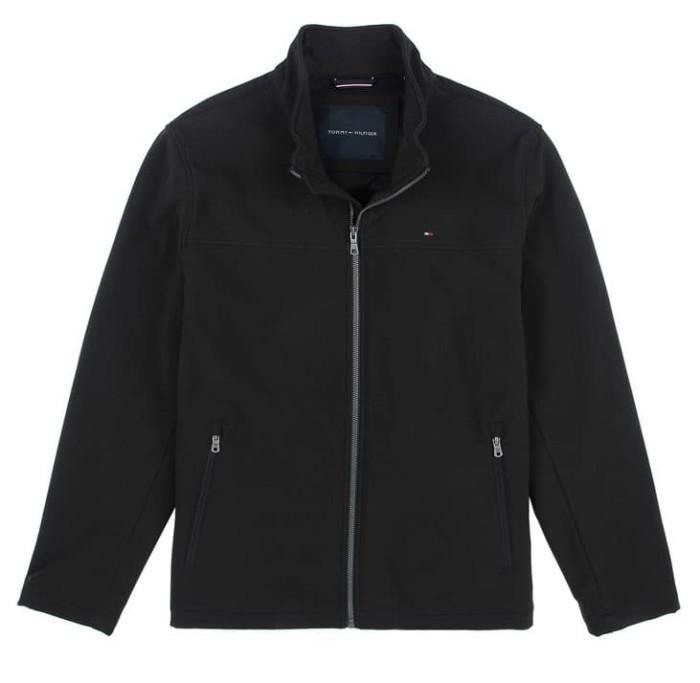 harga Jacket jaket tommy hilfiger model harrington original brown/khakis Tokopedia.com