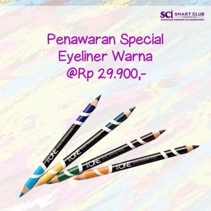 Promo the one dual drama kohl eyeliner pencil