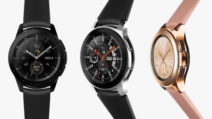 Jual Samsung Galaxy Gear S4 42mm Smart Watch Jecksen Tokopedia
