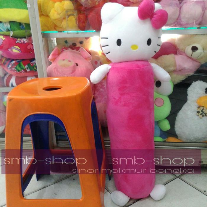 harga Guling hello kitty xl 75cm soft yelvo Tokopedia.com