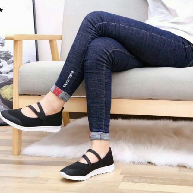 Info Zelcia Ladies Sneakers Canvas DaftarHarga.Pw