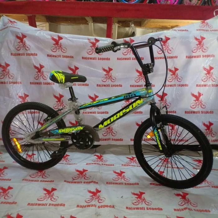 harga Sepeda anak 20 bmx morison ms-8125at sadel & tiang stang bisa distel Tokopedia.com