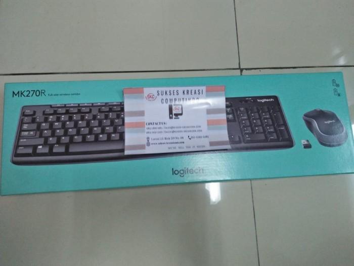... Nirkabel - Wireless Mouse Untuk Komputer dan Laptop. Source · Logitech Mouse dan Keyboard Wireless (MK270)