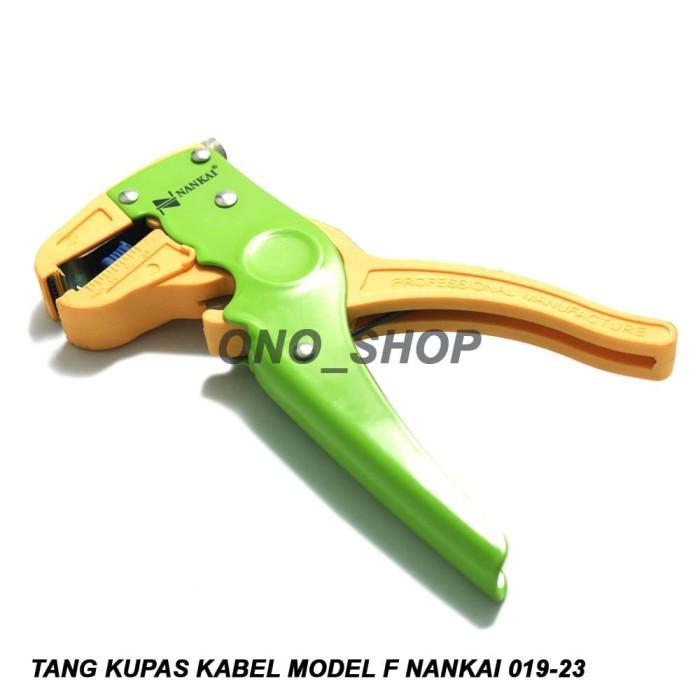 Tang Kupas Kabel Model F Nankai 019-23