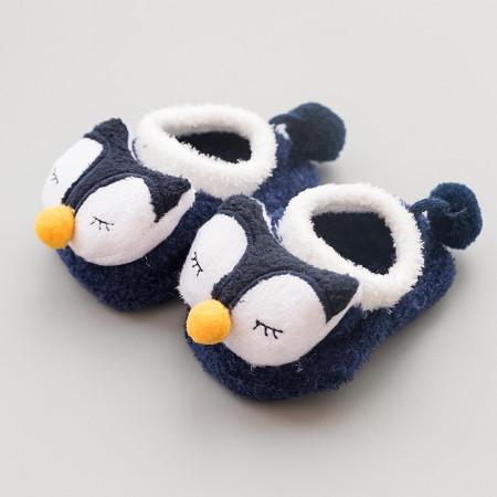 Foto Produk Cute Cartoon Soft Animal Pattern Boys Girls Floor Baby Socks dari babyomo