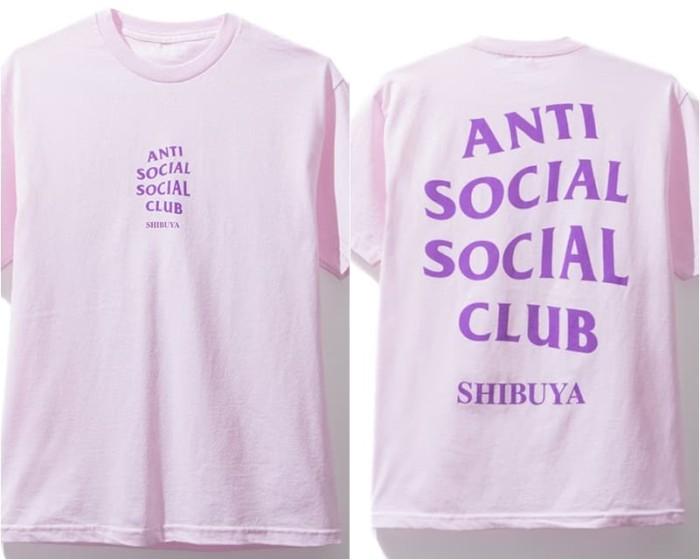9345c0e2ceac Jual Kaos Tshirt Hypebeast Anti Social Social Club Shibuya Japan ...
