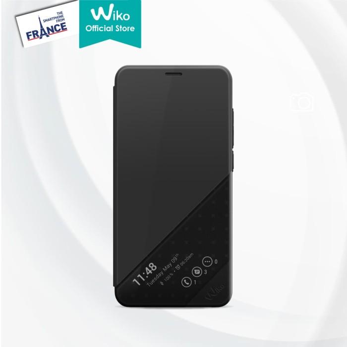 Wiko view smart folio - night grey