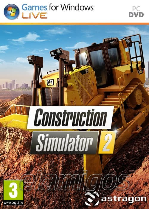 Jual Construction Simulator 2 for PC or Laptop - Kab  Tangerang - WILDANS  GAMES | Tokopedia