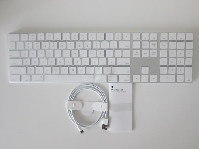 cb426af53fc Jual APPLE Magic Keyboard with Numeric Keypad - Silver (MQ052ID/A ...