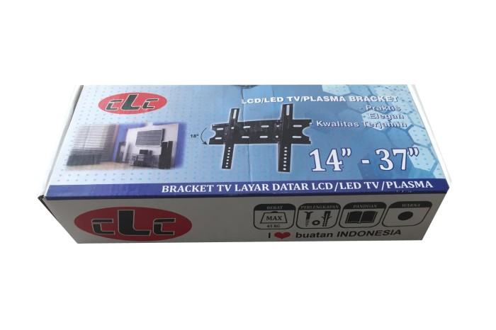 harga Braket Led/lcd /plasma Tv Ukuran 14inci Sampai 37 Inci Lengkap Blanja.com