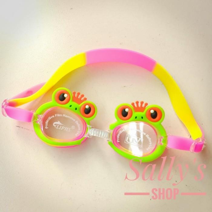 harga Kacamata renang anak karakter kartun hewan Tokopedia.com
