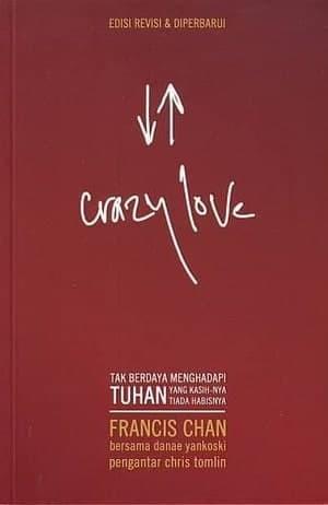 BUKU CRAZY LOVE TERJEMAHAN INDONESIA