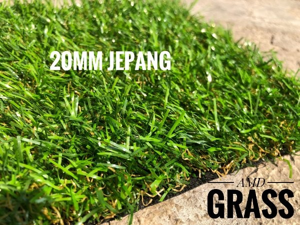 PRODUK RUMAH TANGGA TERBARU // rumput sintetis tinggi 2cm