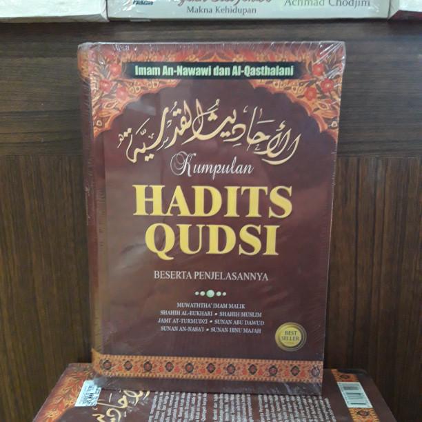 Jual Kumpulan Hadits Qudsi Seribu Buku Tokopedia