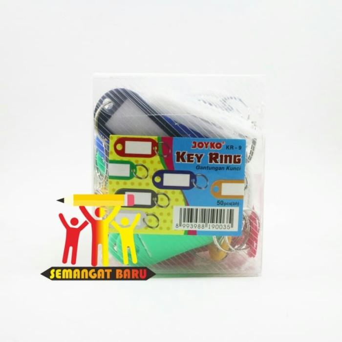 harga Key ring/gantungan kunci joyko kr-9 Tokopedia.com