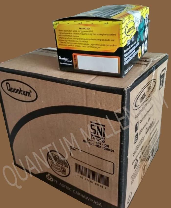 Katalog Kompor Gas Quantum Travelbon.com